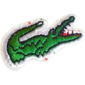 Accessories - Alligator Patch, Animal Patch, Retro Iron On Badge
